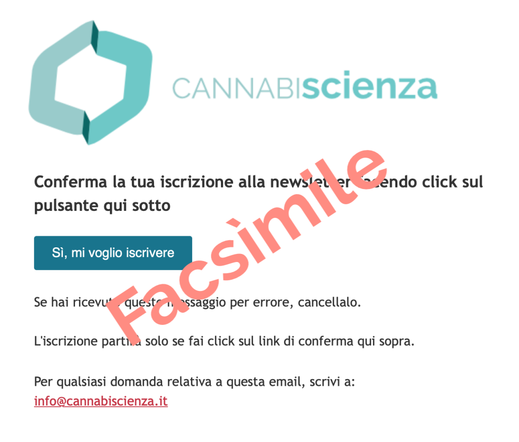 Conferma-Newsletter-Cannabiscienza