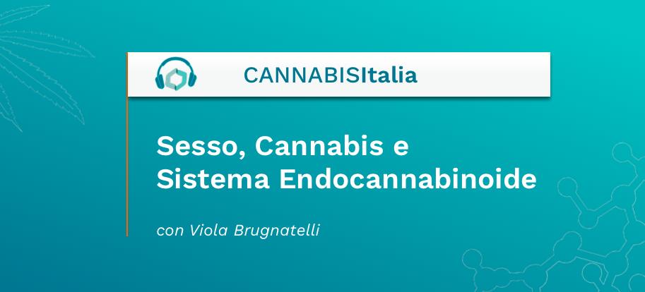 Sesso, Cannabis e Sistema Endocannbinoide - Cannabis Italia - Cannabiscienza - Sito