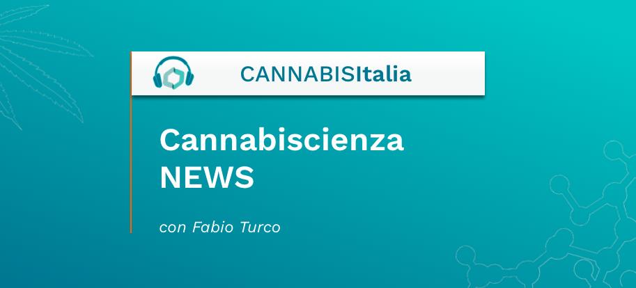 Cannabiscienza NEWS - Cannabis Italia - Cannabiscienza - Sito