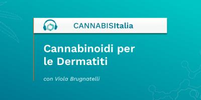 Cannabinoidi per le dermatiti - Cannabis Italia - Cannabiscienza - Sito