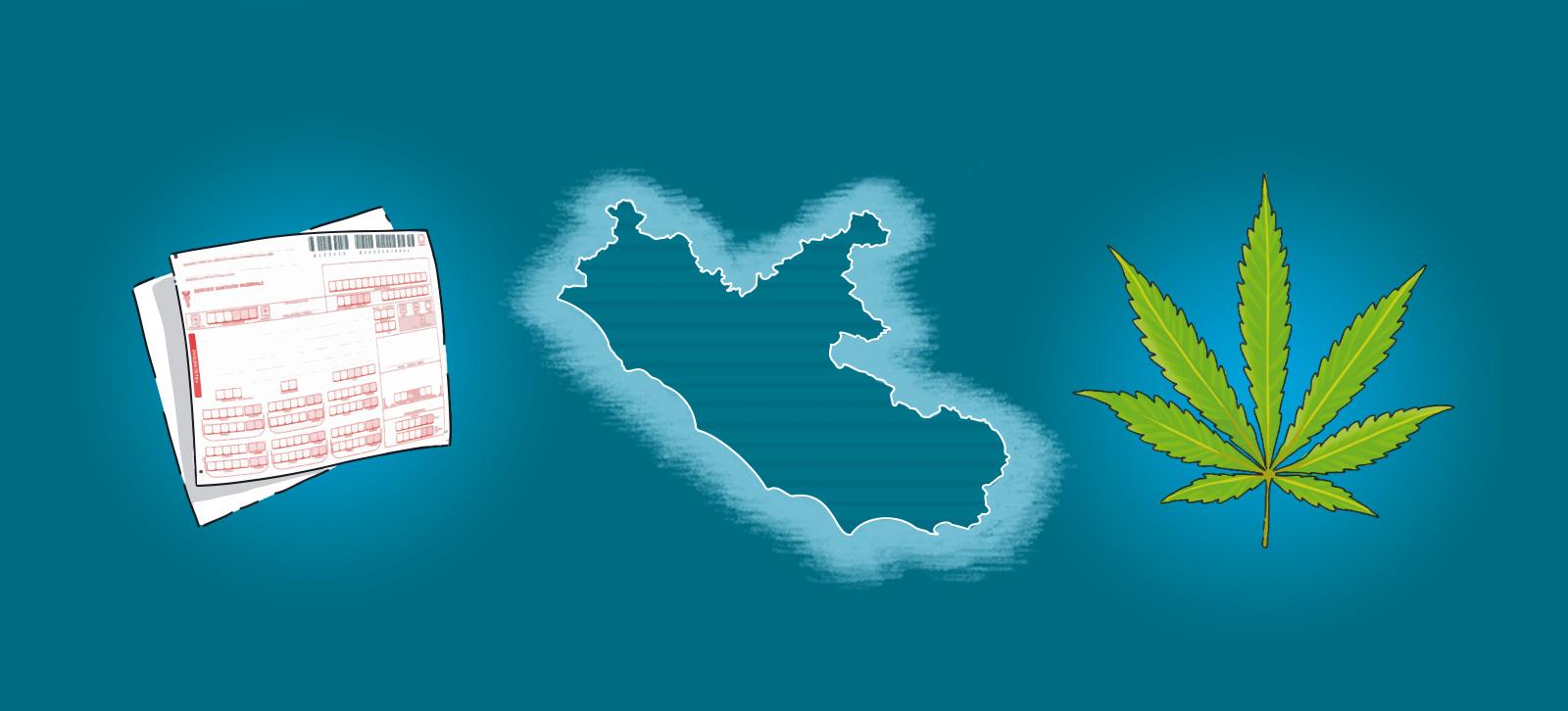 Cannabis Terapeutica Lazio - Cannabiscienza