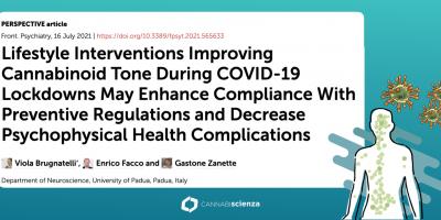 Omeostasi resilienza Sistema Endocannabinoide e covid-19 - Cannabiscienza